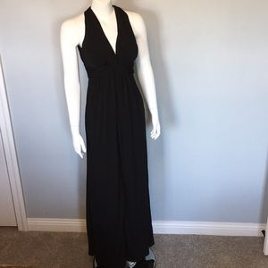 White House Black Market Sexy Maxi Dress
